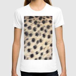Cheetah Pattern Style T-shirt