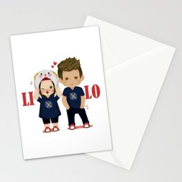 Lilo - Cute Version Stationery Cards