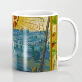 Albrecht Durer Fantasy Sun Rise Coffee Mug