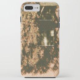 autumn tree, shadow iPhone Case