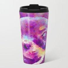 Lizzy (Chihuahua) Metal Travel Mug