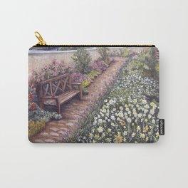Cowbridge Physic Garden Carry-All Pouch