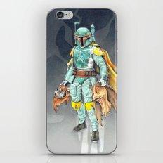 Star Wars Boba Fett and friends iPhone & iPod Skin
