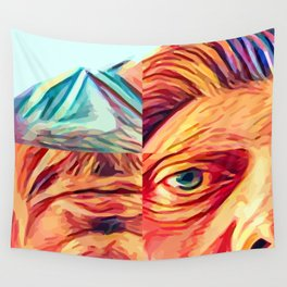 Selfy Wall Tapestry