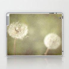 Sweet Dandelions  Laptop & iPad Skin