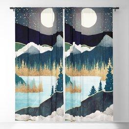 Star Lake Blackout Curtain