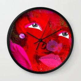On All Horizons Wall Clock