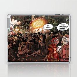 LA GUERRE / THE WAR Laptop & iPad Skin