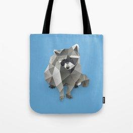 Racoon. Tote Bag