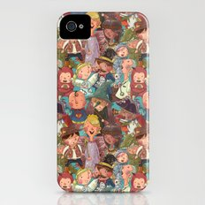 Children in Costume iPhone (4, 4s) Slim Case