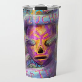 Lucha Travel Mug