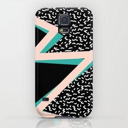 memphis iPhone Case