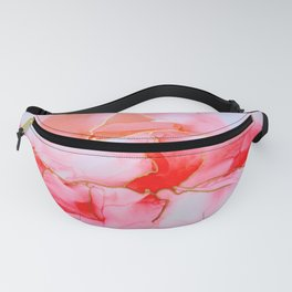 Diaphanous Pink Fanny Pack