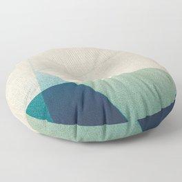 Water Splitter Floor Pillow