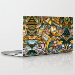 With Bird Biting Shirt Sleeve Laptop & iPad Skin