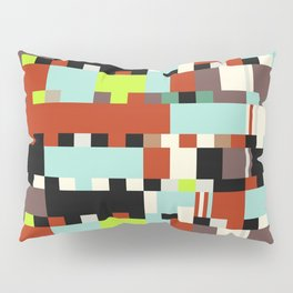 Chopin Fantaisie Impromptu (Dublin Airport Colours) Pillow Sham