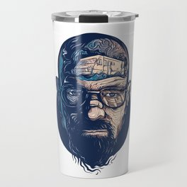 Heisenberg Walter El Camino BreakingBad Travel Mug