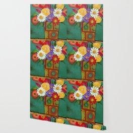 """""""Flowers for Frida"""" Wallpaper"""
