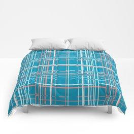 Digital Check Comforters