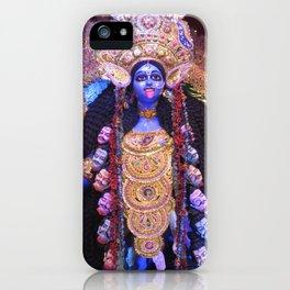 Maha Kali iPhone Case
