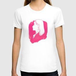 Pink Victorian T-shirt