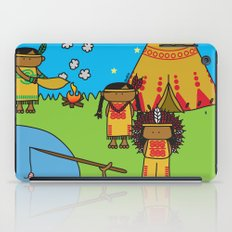Indians iPad Case