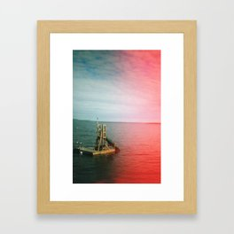 We Were Young Once Framed Art Print