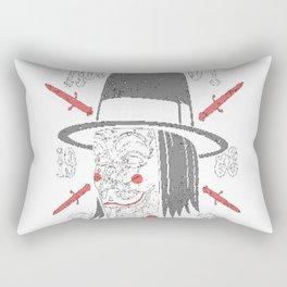 Anarchist Forever Rectangular Pillow