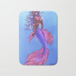 Mermaid princess Allura Bath Mat