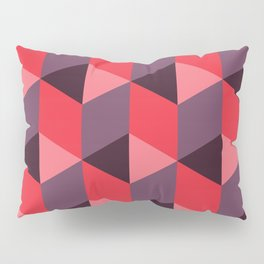 Queen of Hearts [isometrix 013] Pillow Sham