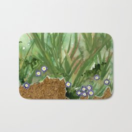 Spring BBs Bath Mat