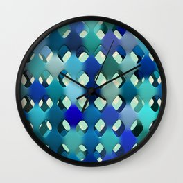 Abstract Composition 612 Wall Clock