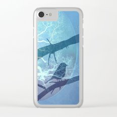 Spring Melody Clear iPhone Case