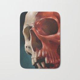 Skull 9 Bath Mat