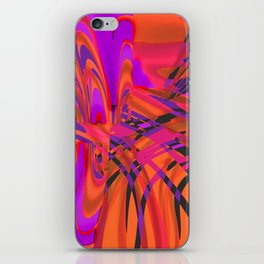Fusion of Sound iPhone Skin