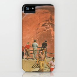 Fourth Planet iPhone Case