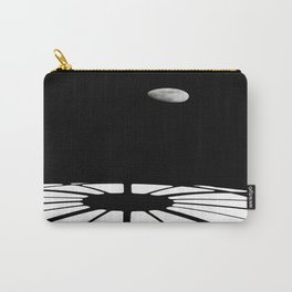Far Away And Gone Carry-All Pouch