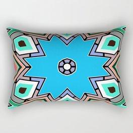 Abstract 03 Rectangular Pillow