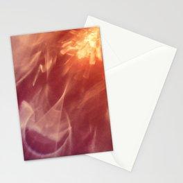 Orange Sunset Stationery Cards