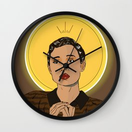 St. Josie Wall Clock