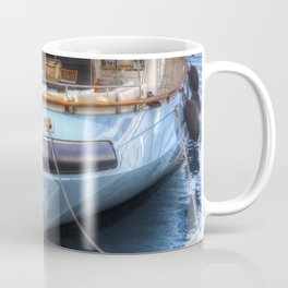 Lutteur Motor Yacht Coffee Mug