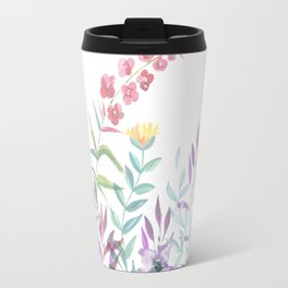 Sweet Spring Meadow Travel Mug