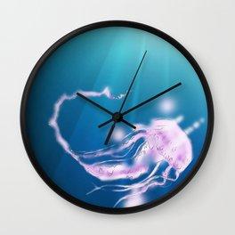 marmed Wall Clock