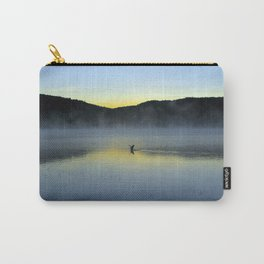 Perfect Landing (Sunrise, Lake George) Carry-All Pouch