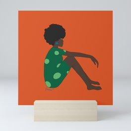 Eat Your Vegetables Mini Art Print
