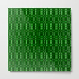 always green Metal Print