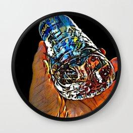 Plastic series 4 Wall Clock