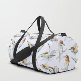 European Bee-Eaters Duffle Bag