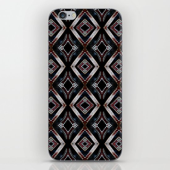 Pacific carve iPhone & iPod Skin