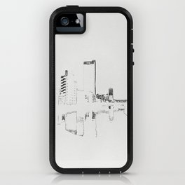 BROKEN CITY iPhone Case